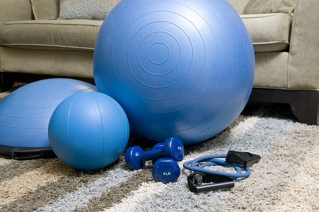 Jak zmotywować się do ćwiczeń w domu?