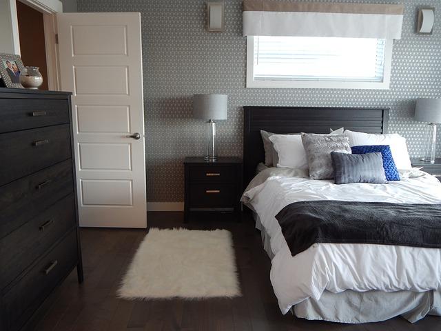 Pomysły na meble do sypialni